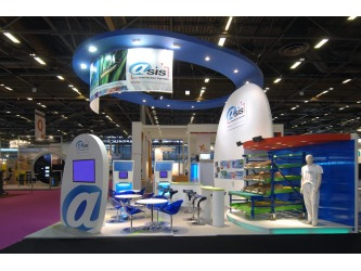 Exhibition Stand Setup : Exhibition booth design & contractor singapore bideas productions